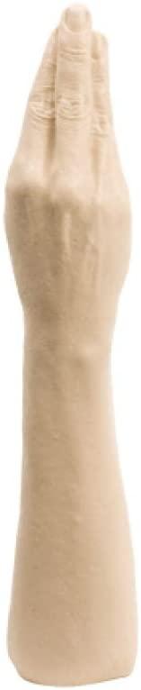 Doc Johnson Belladonna - 11.5 Inch Magic Hand For Vaginal or Anal